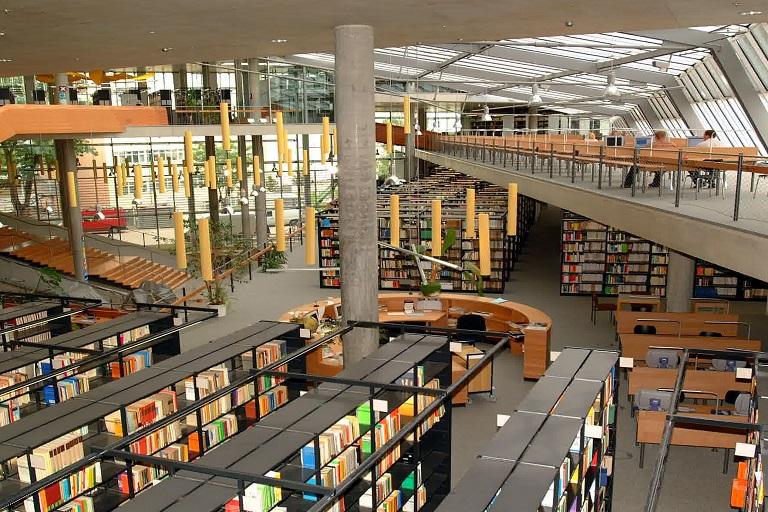Universitätsbibliothek Magdeburg 2