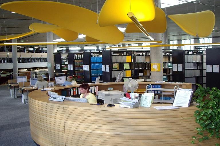 Universitätsbibliothek Magdeburg 3